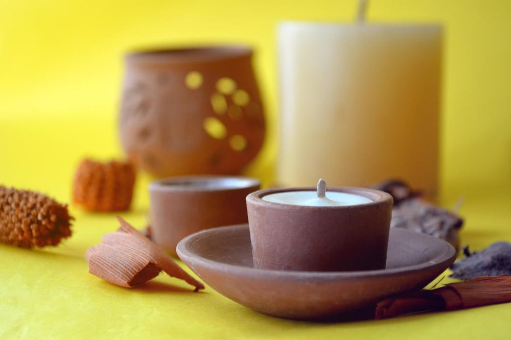 Prende una vela y deja que la intuición llegue a tu vida.