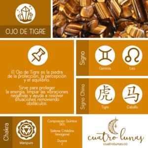 Infografia Ojo de Tigre