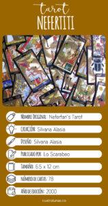Infografia Nefertari Tarot