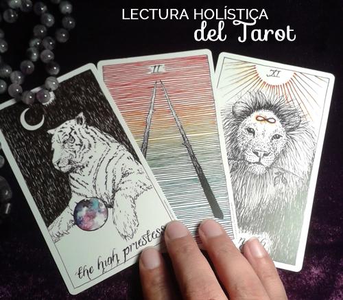 Lectura Holistica del Tarot