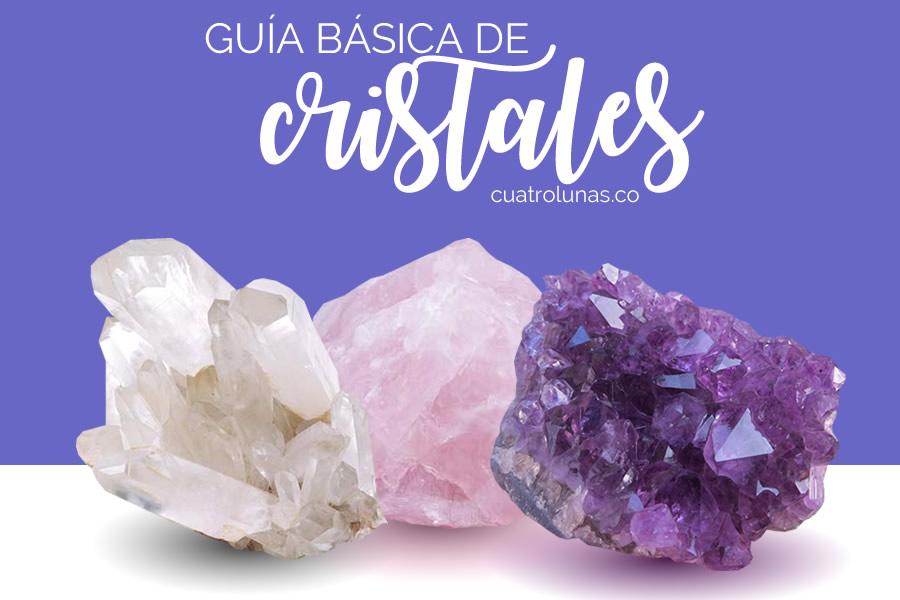 Guía Básica de Cristales PDF Gratis