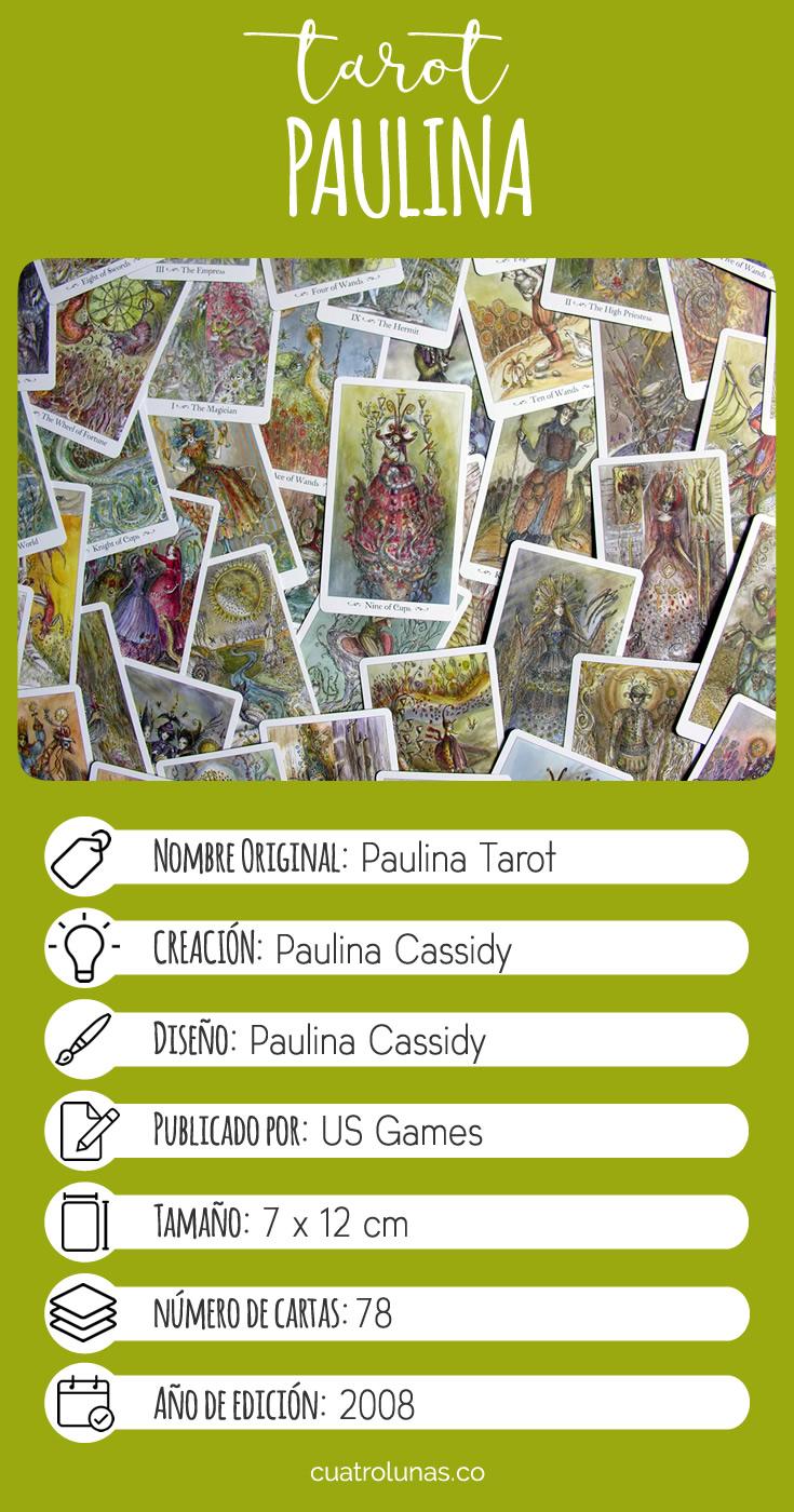 Infografia Paulina Tarot