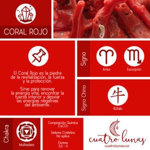 Infografia Coral Rojo
