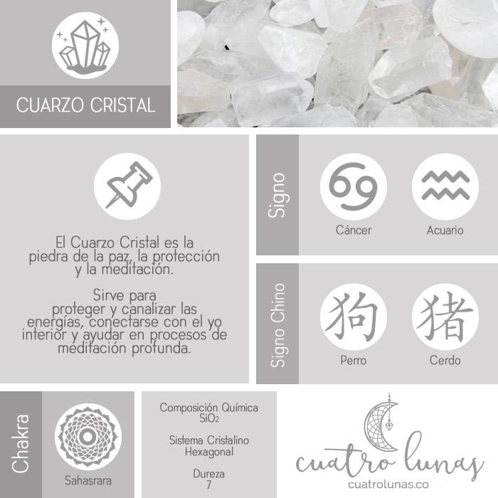 Infografia Cuarzo Cristal