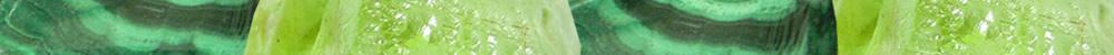 cristales verdes