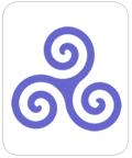 simbolos trisquel