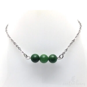 Collar Sencillo Jade