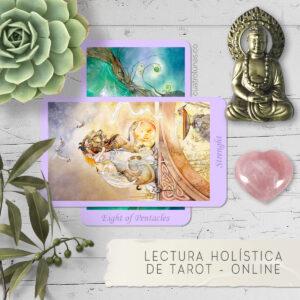 Lectura Tarot Holistico Online Cuatro Lunas