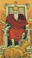 After Tarot The Emperor