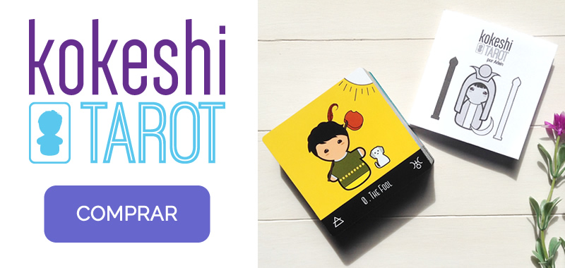 Kokeshi Tarot