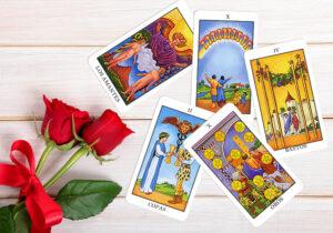 5 cartas tarot amor