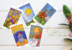 5 cartas tarot prosperidad