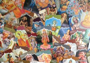 entrevista dioses y diosas de la india