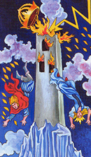 rider waite la torre