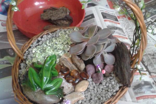 jardines hadas cuatro lunas