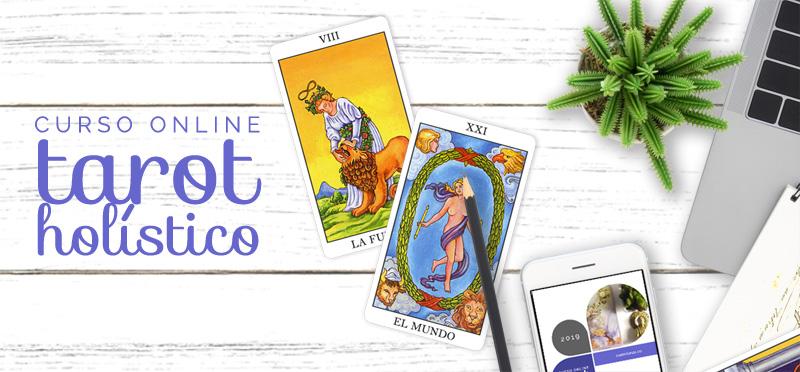 Curso Online Tarot Holistico