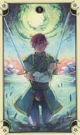 Mystical Manga Dos de Espadas