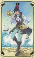 Mystical Manga Dos de Pentaculos