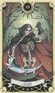 Mystical Manga La Muerte