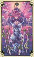 Mystical Manga Ocho de Espadas