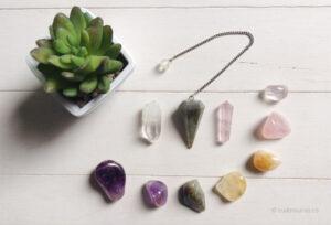Pendulos y Cristales
