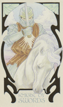 Ethereal Visions Caballero Espadas