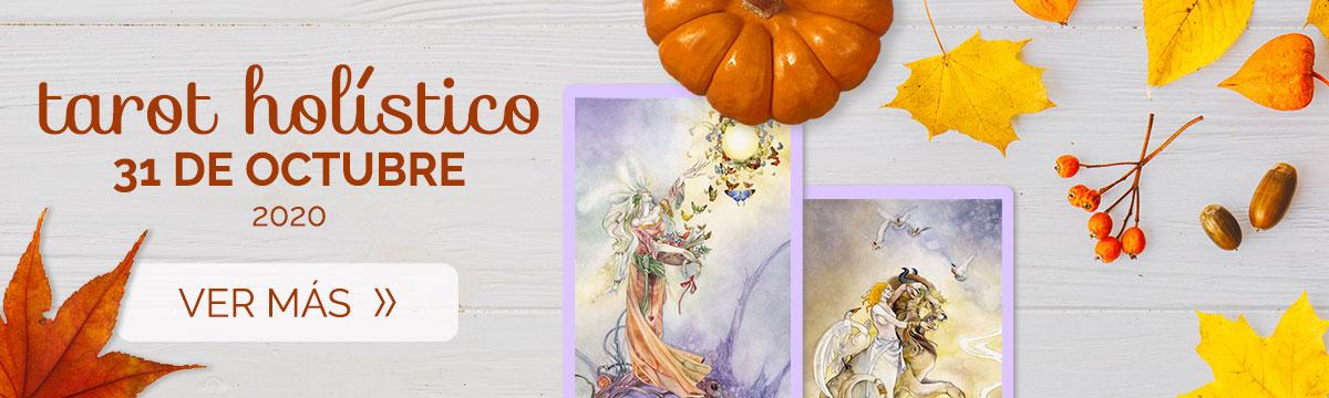 Tarot Holistico Online 31 Octubre 2020