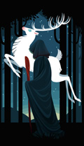 Tarot of the Divine Druid and White Stag